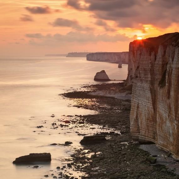 Etretat,Frankreich,Normandie
