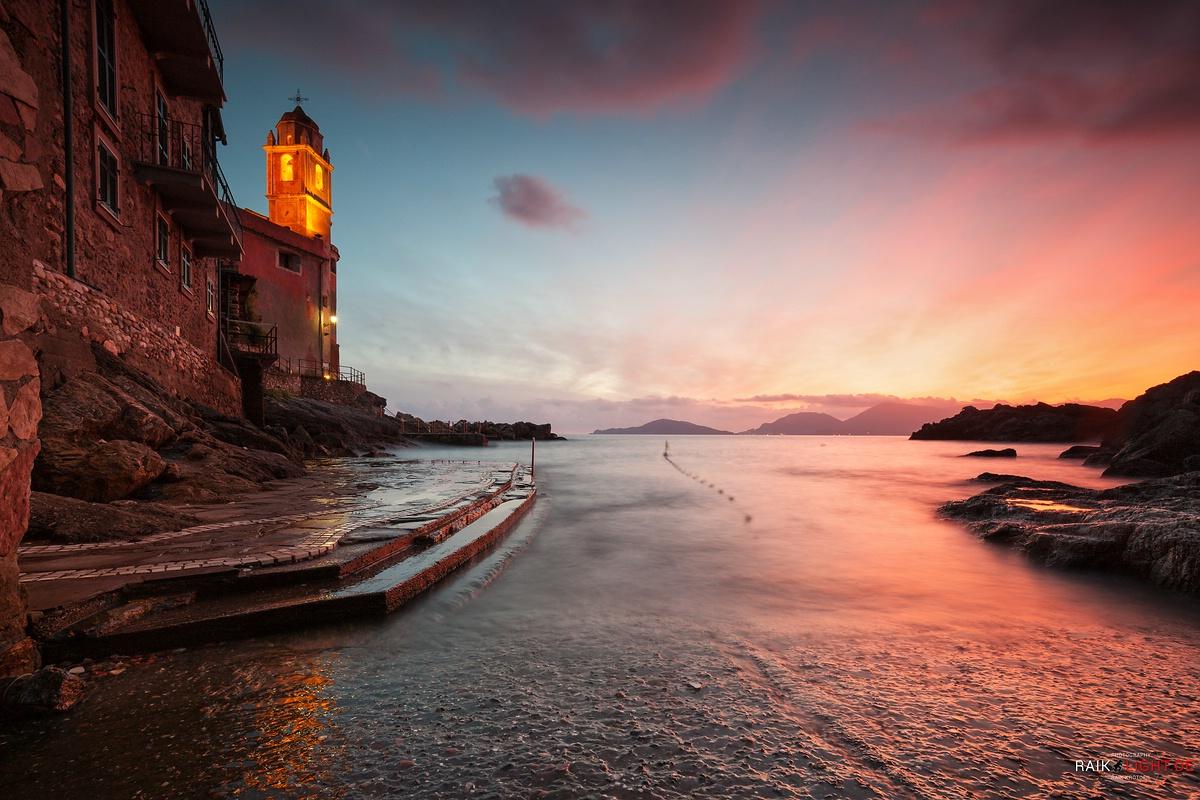 Toskana und Ligurien 2014
