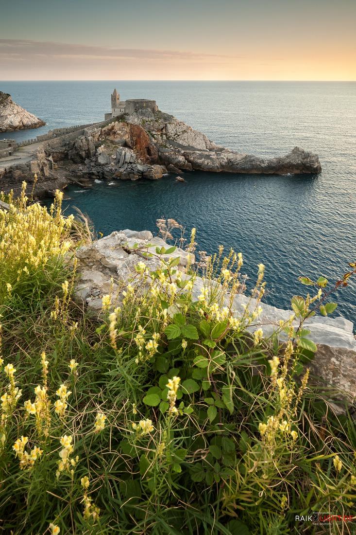 Toskana und Ligurien 2014 Portovenere