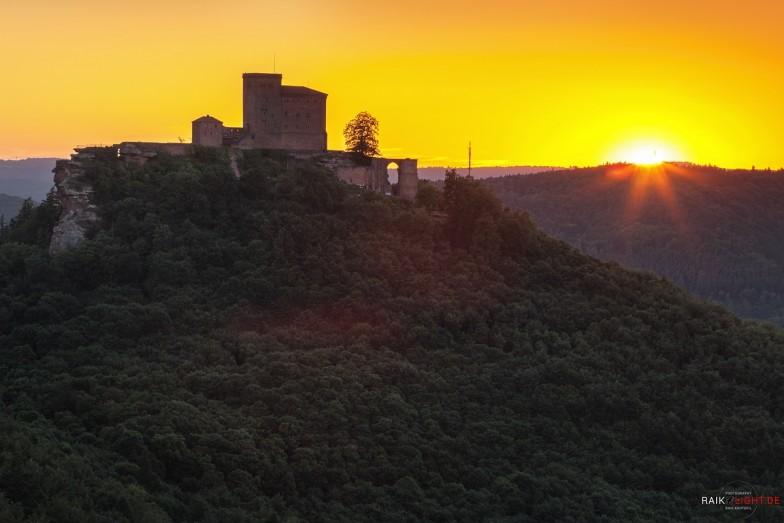 Münz,Pfalz,Rehbergturm,Slevogtfelsen,Trifels