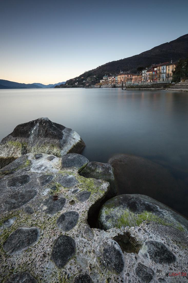 Lago Maggiore, Cannobio, Italien