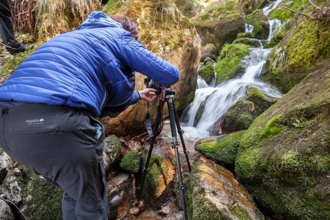 Workshop Schwarzwald Wasserfälle