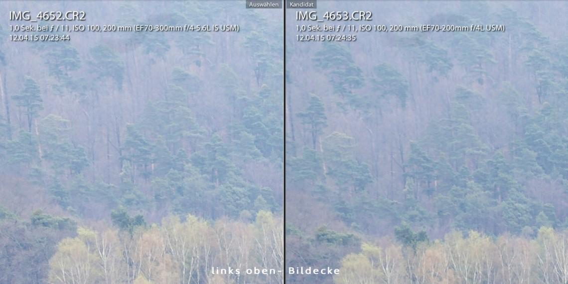 Vergleich 70-200 4.0L und 70-300L 4.0-5.6 L IS UMS