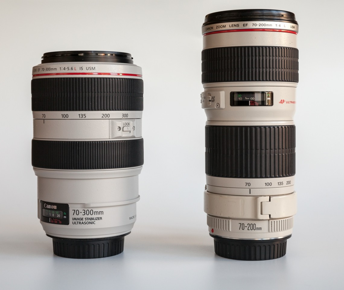 EF 70-200 4.0L USM vs EF 70-300 4.0-5.6 L IS USM