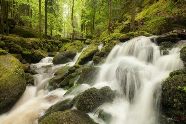 Schwarzwald Wasserfälle Gertelbach