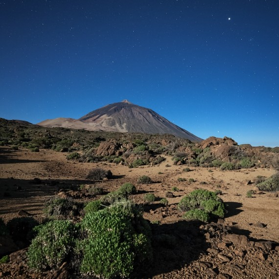 Teneriffa, Teide, Caldera