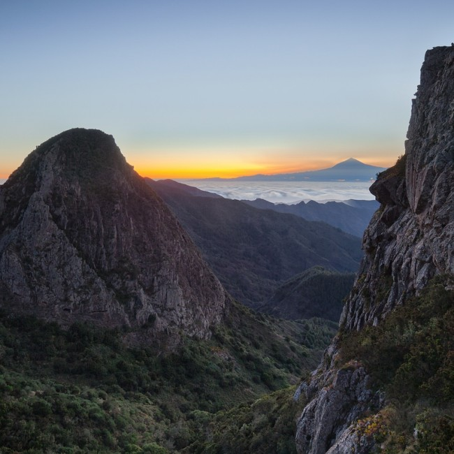 La Gomera Sunrise