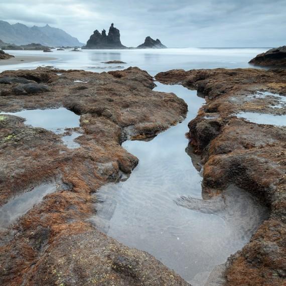 Benijo Beach, Teneriffa