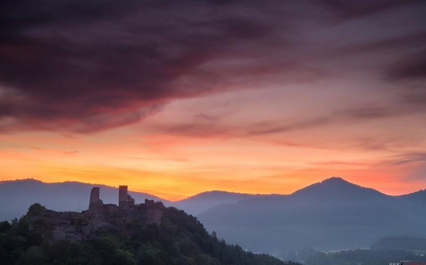 Haferfelsen, Schützenwand, Dahn, Burg Altendahn, Pfälzerwald