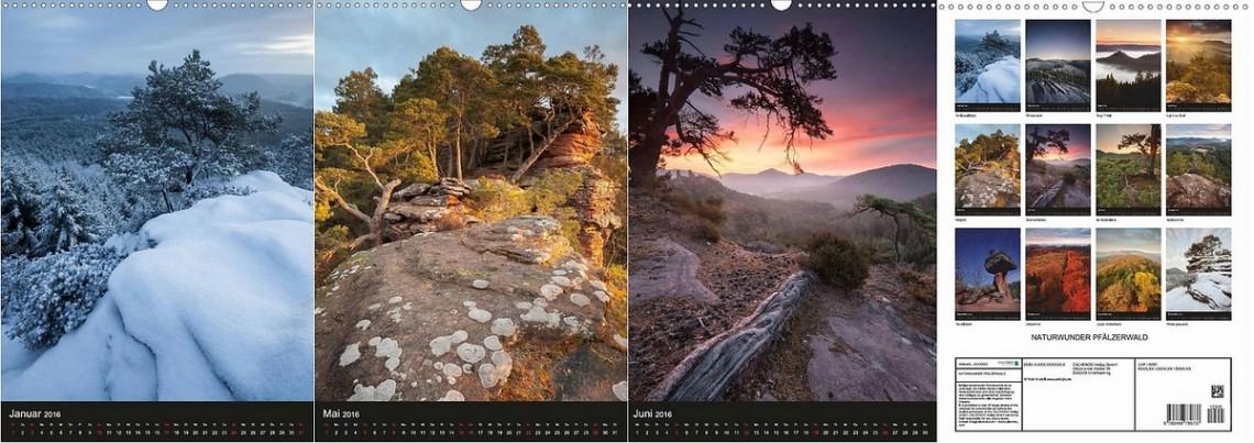 Kalender Naturpark Pfälzerwald, Pfalz