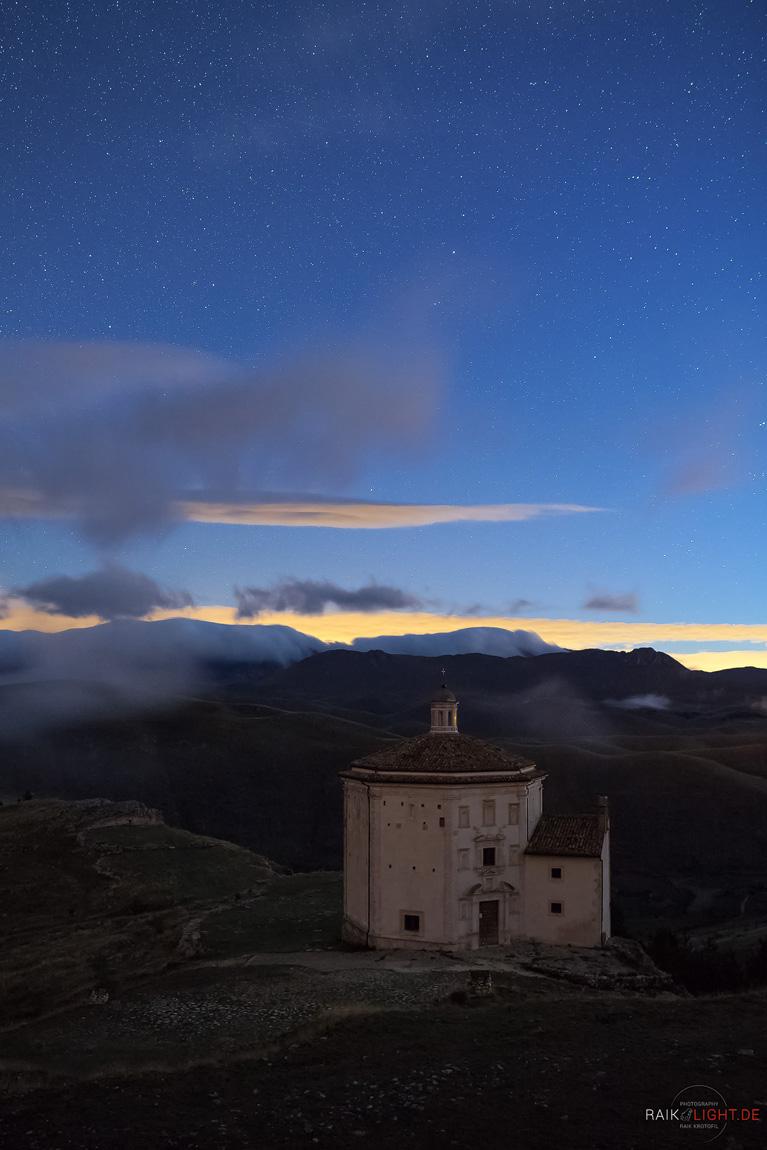 Rocca Calascio - Abruzzen