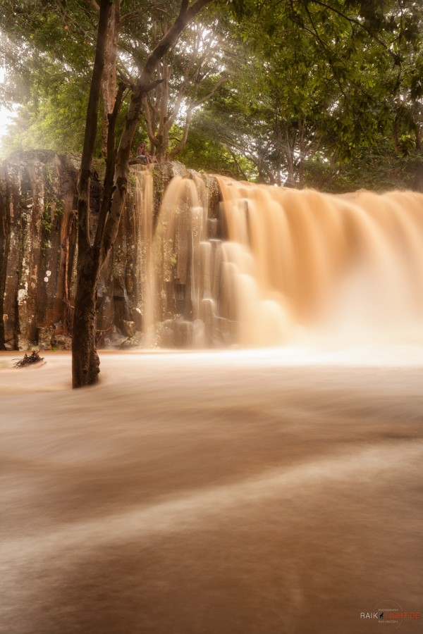Rochester Falls - Mauritius