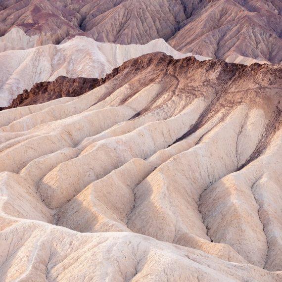 Zabriskie Point - Detah Valley