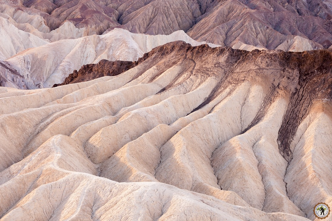 Zabriskie Point - Detah Valley