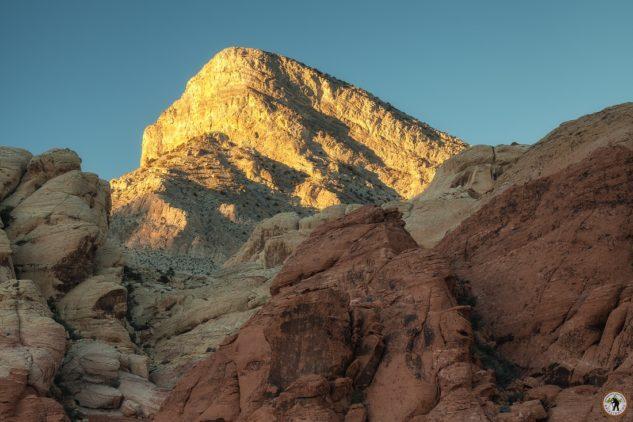Mojave Desert - Red Rock State Park