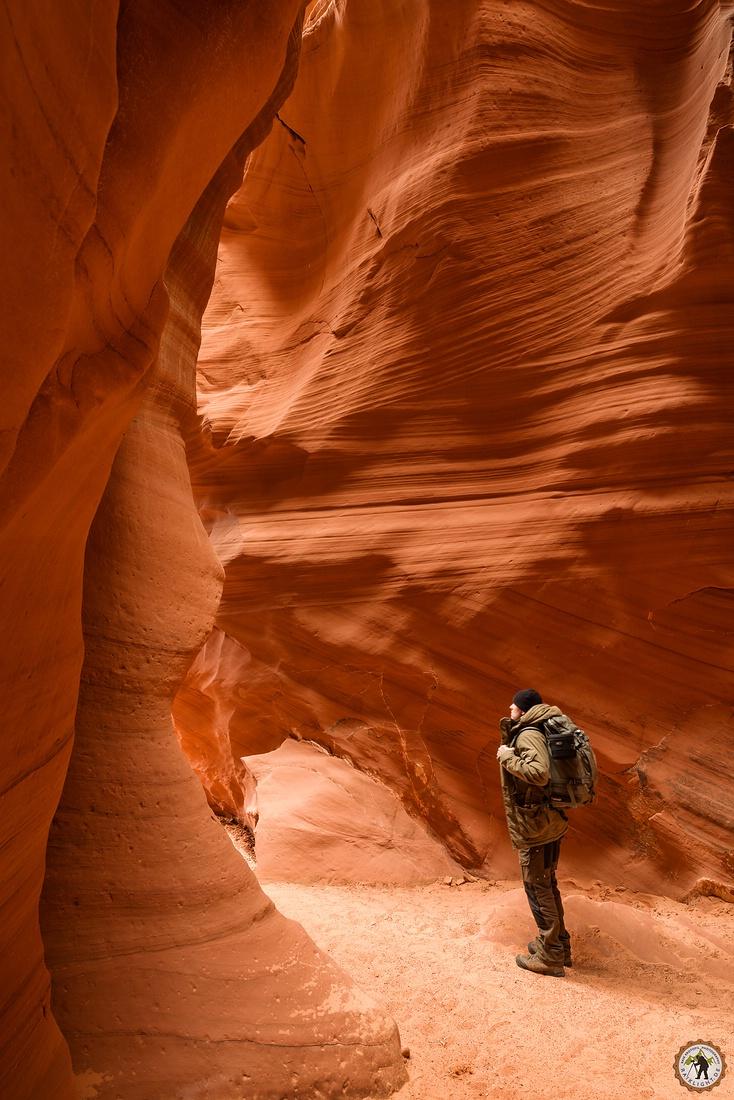 Canyon X - Utah