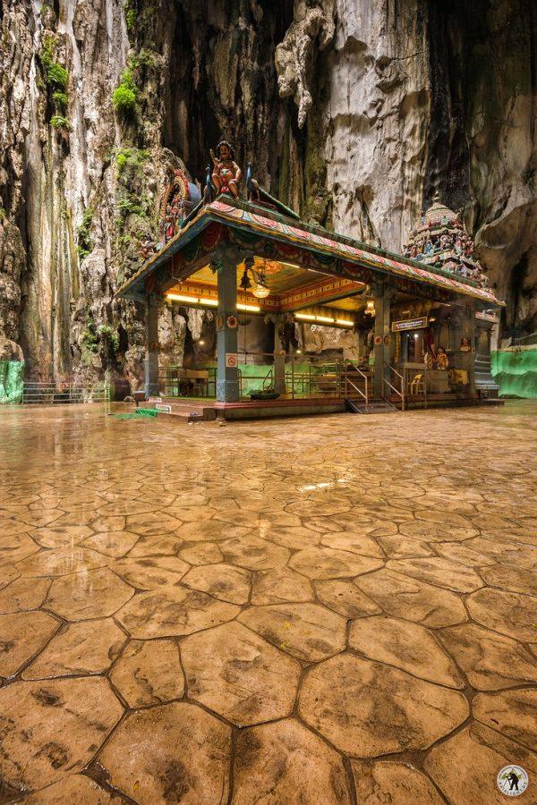 Batu Caves Kuala Lumpur Malaysia Tempel