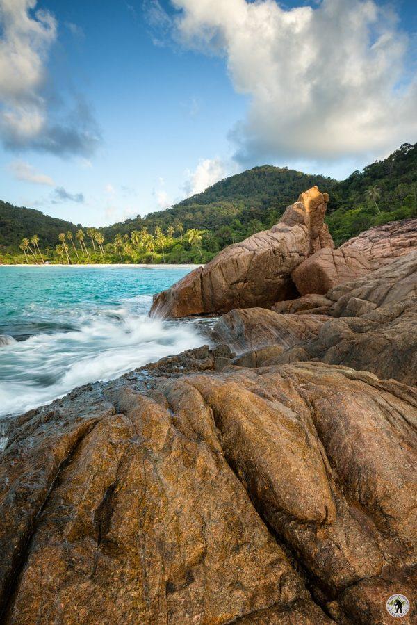 Pulau Redang Island Malaysia Blue Sky blue Water