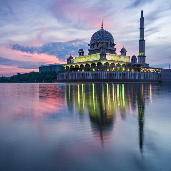 Kuala Lumpur Putrajaya Mosque Masjid