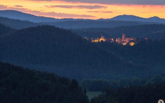 Burg Altendahn Dahner Felsenland