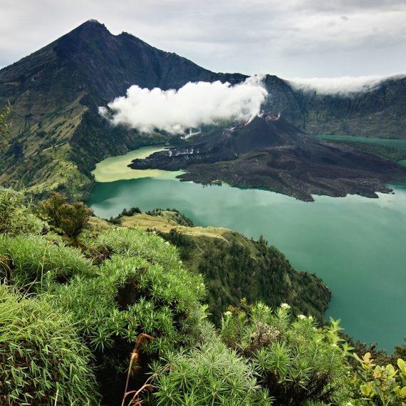 Lombok Mt Rinjani