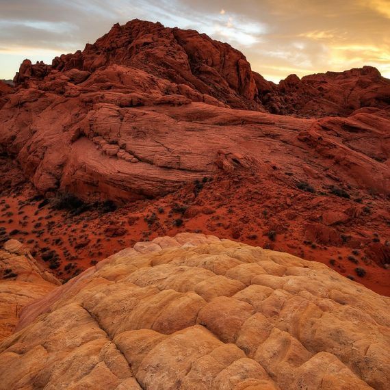 Pixel Shift Resolution Pentax K-1 Valley of Fire USA