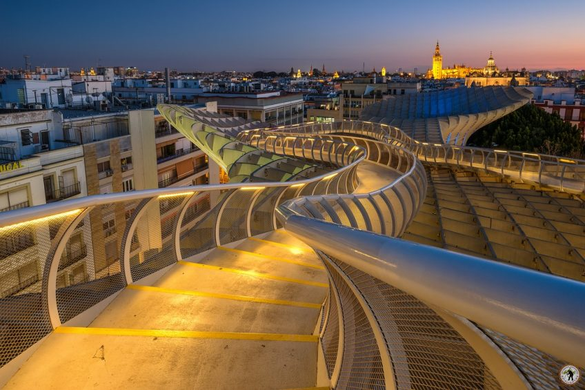 Sevilla Metropo Parasol