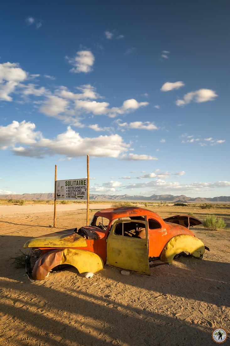 Solitaire Namibia Namib Autowrack