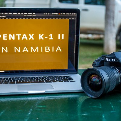 Pentax K-1 MKII
