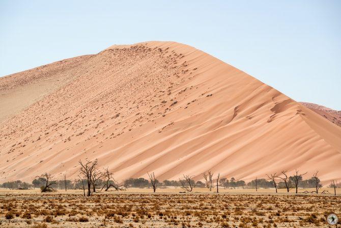 Sossusvlei Namib Desert Namibia