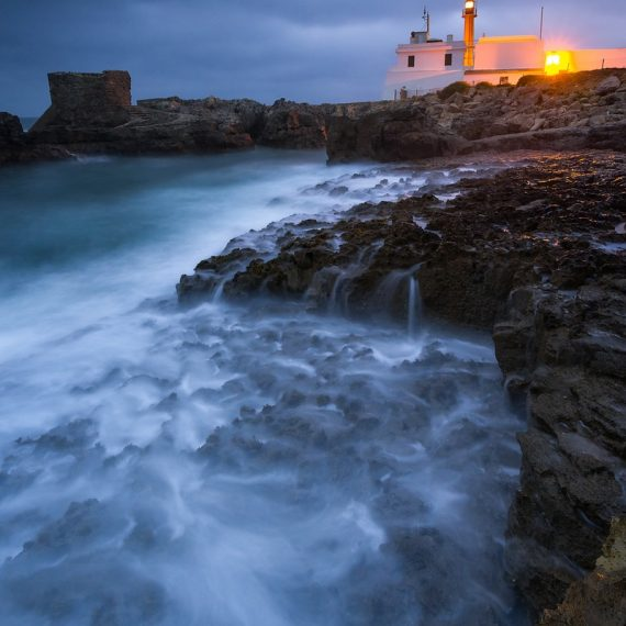 Leuchtturm Cabo Raso