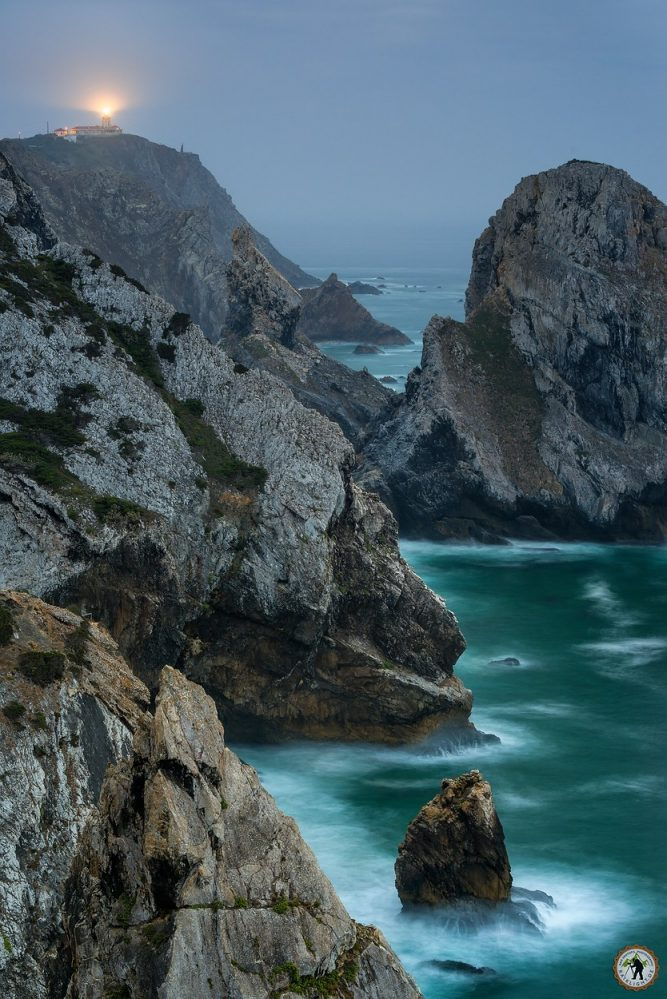 Steilküste Portugal Cabo da Roca