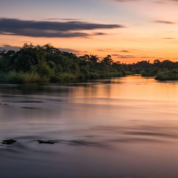 Kawango River Caprivi © Raik Krotofil