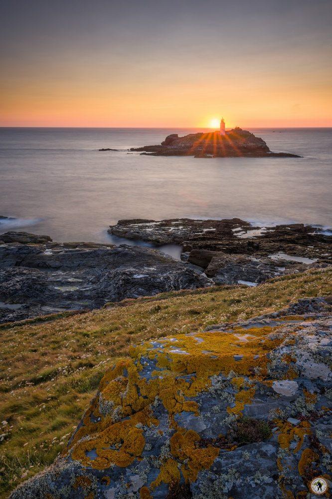 Godrevy Lighthouse © Raik Krotofil