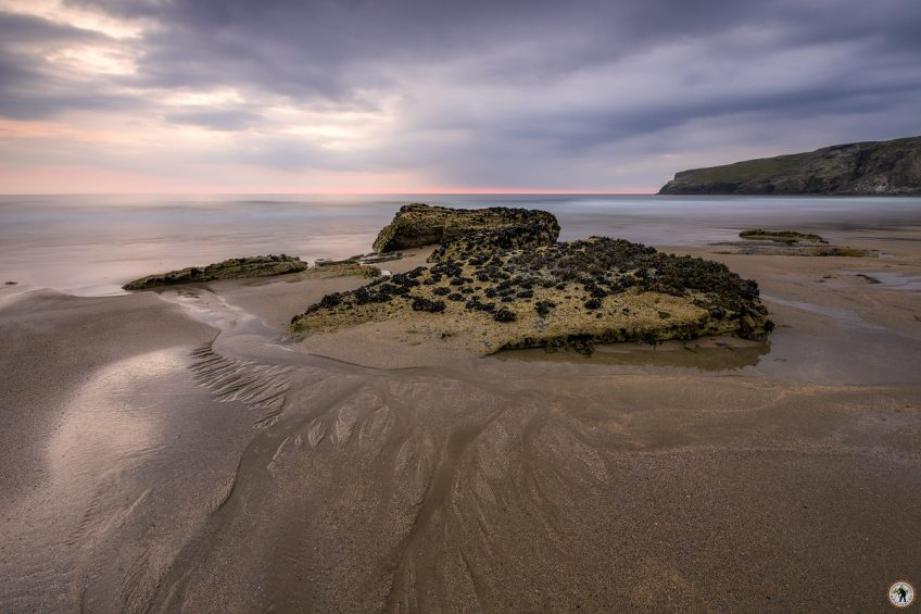 Trebarwith Beach @ Raik Krotofil
