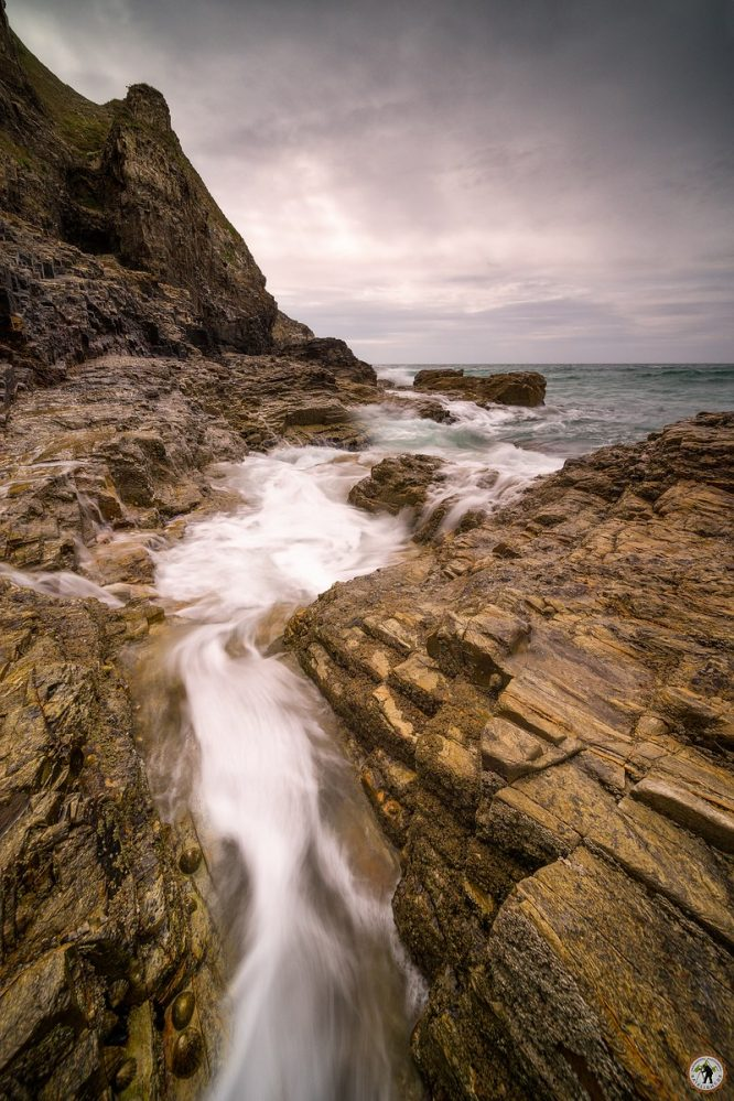Cornwall Waves © Raik Krotofil