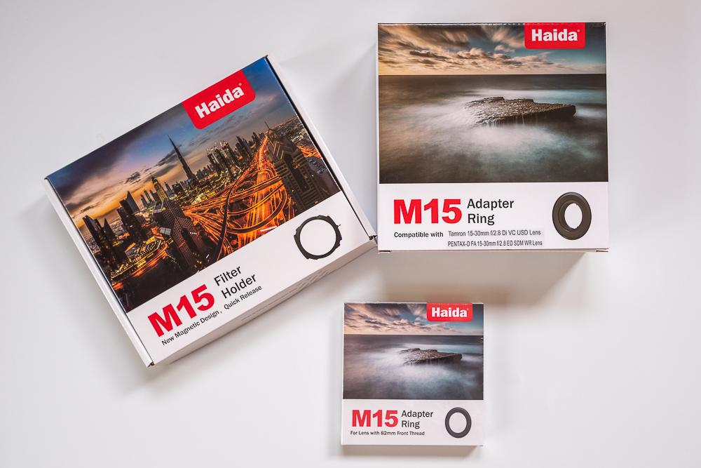 Haida M15 Halter