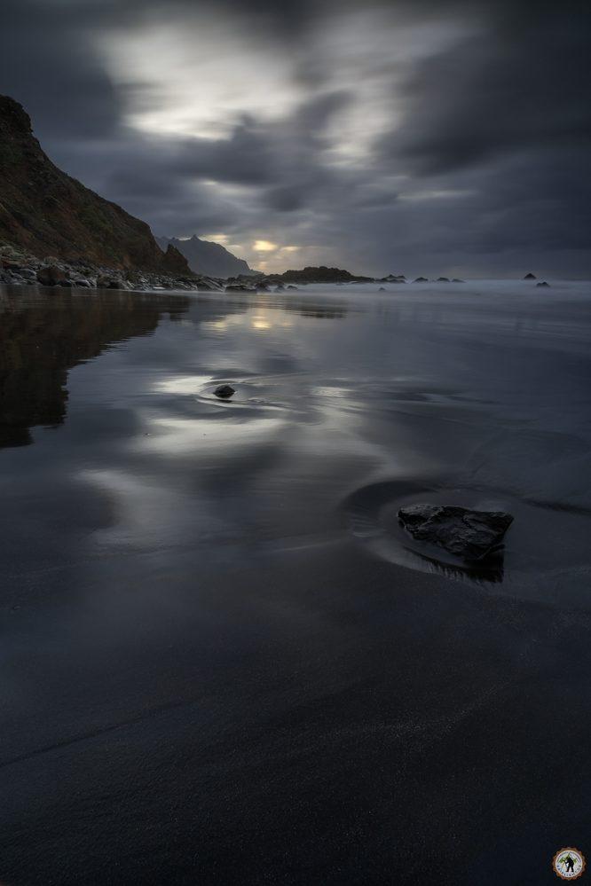 Magischer Benijo Beach Teneriffa
