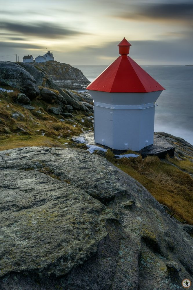 Haenningsvear Lighthouse, Lofoten, Winter, Januar, Fotoreise