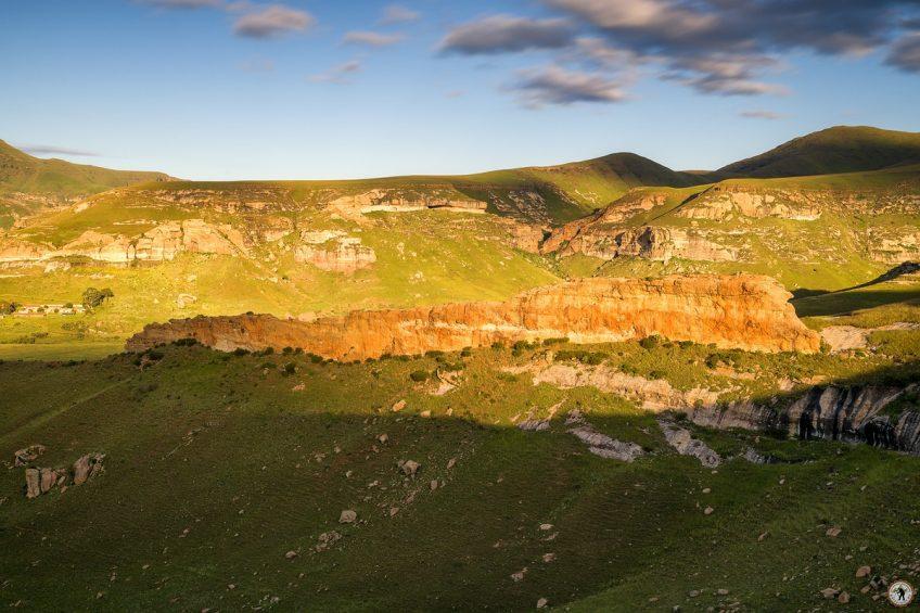 Golde Gate Highlands