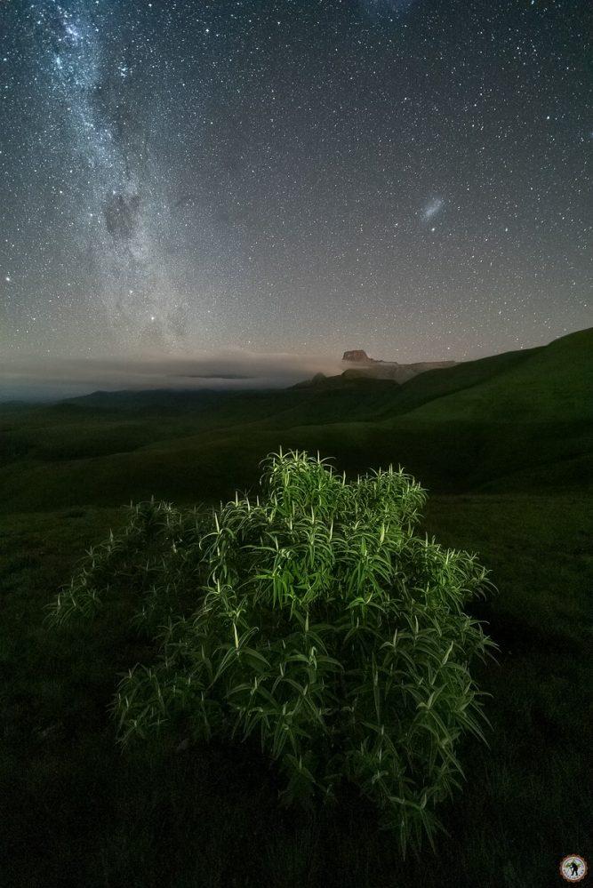 Drakensberge Milkyway