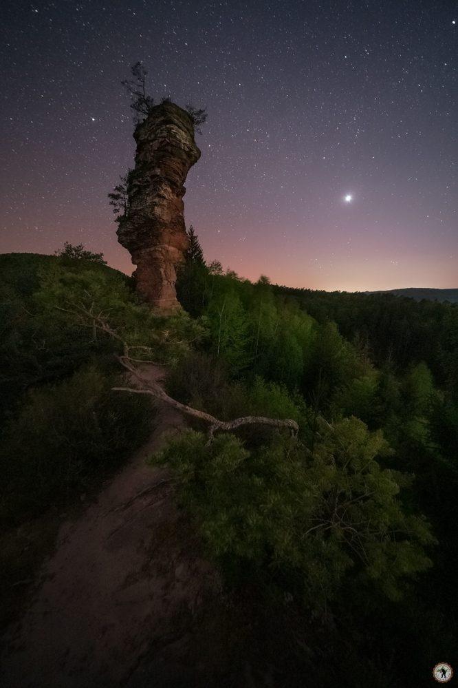 Dahn Lämmerfelsen, Wandern, Dahner Felsenland
