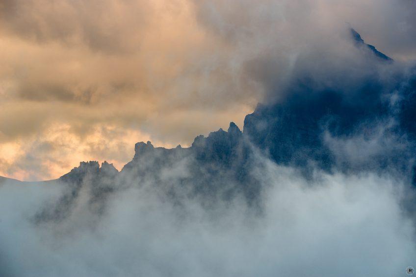 Schweizer Alpen Sustenpass