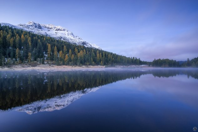 Stazersee St.Moritz Engadin