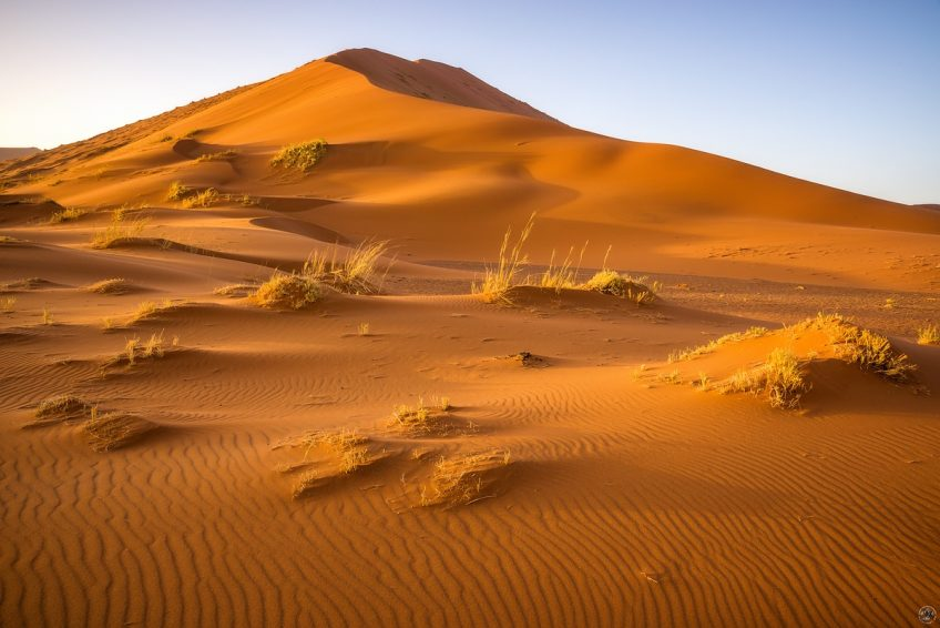 Namib Dunes Namibia