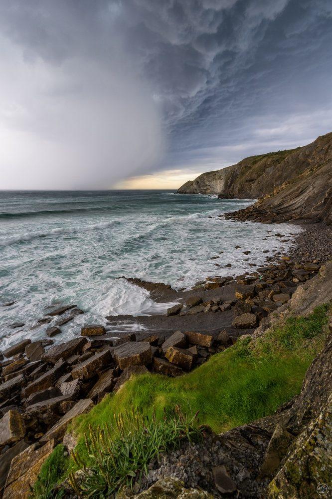 Biskaya Küste Nordspanien © Raik Krotofil