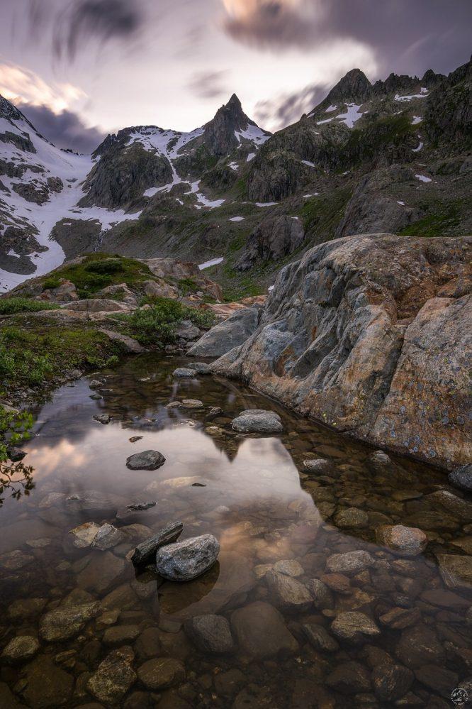 Sustenpass Steingletscher