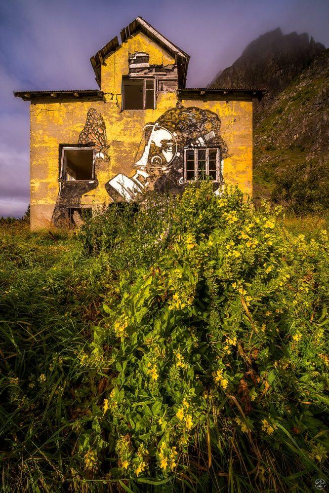 Gimsøya House