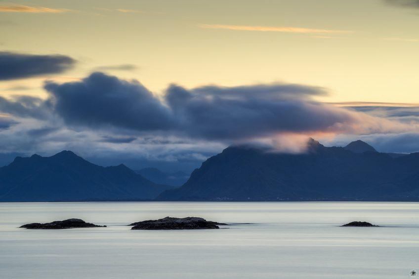 Lofoten Arktisches Licht