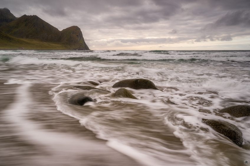 Unstad Lofoten Surf Beach